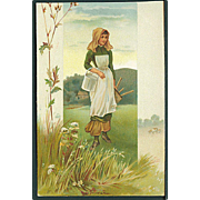 """Country Woman""  (1930')"
