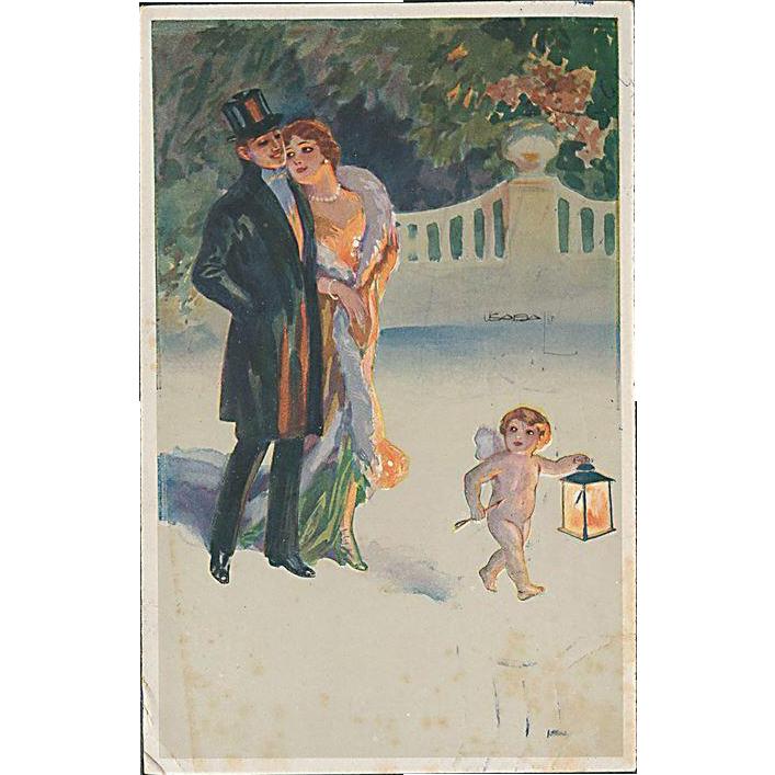 """Followers of Cupid""  (1925)"