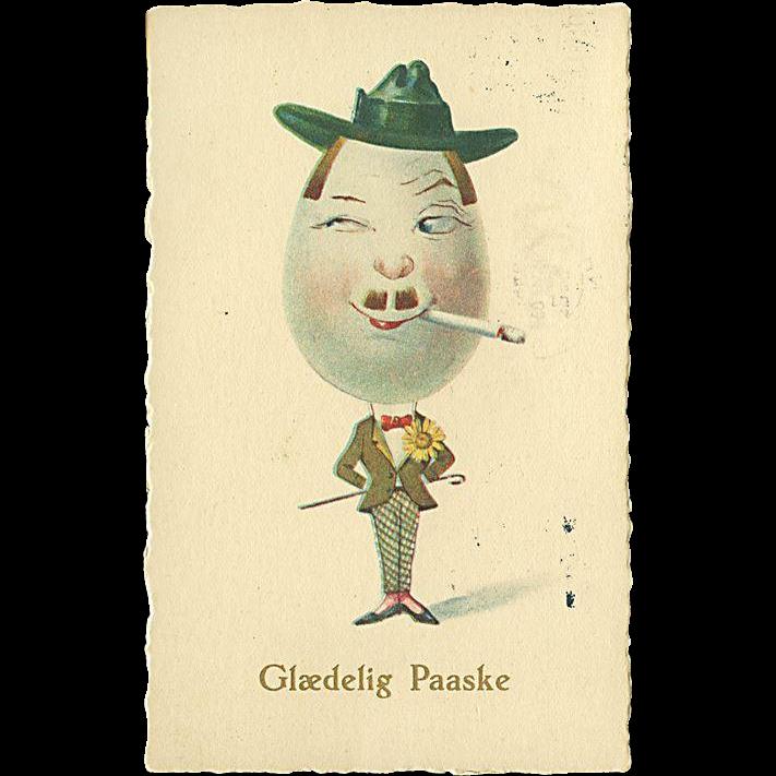 """""""Egg Man""""  (1946)"""