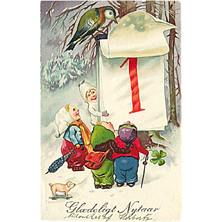 """""""New Year's Day"""" (1933)"""