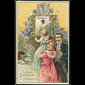 """Happy New Year"" (1910')"