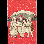 """""""Under the Umbrella""""  (1930')"""