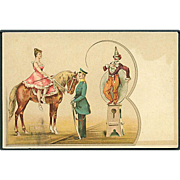 """Cirkus""  (1910')"