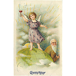 """""""Top of the World""""  (1909)"""