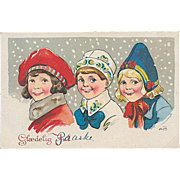 """Scandinavian Children  (1950')"