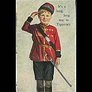 """""""Little Soldier""""  (1910')"""
