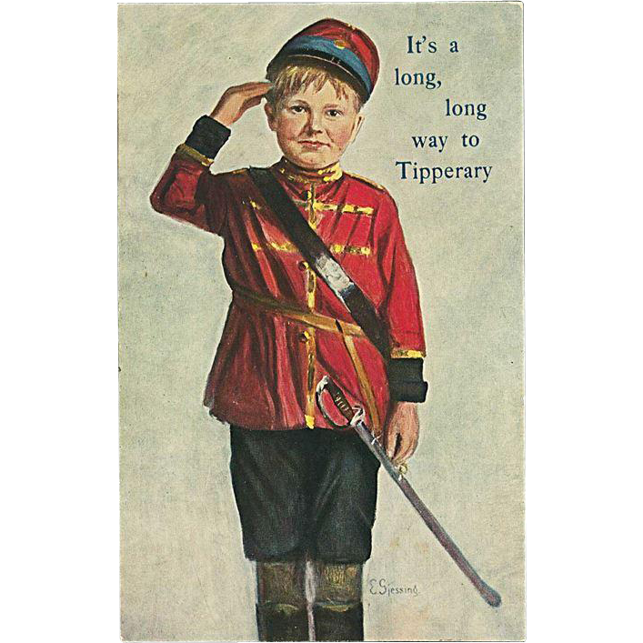 """Little Soldier""  (1910')"