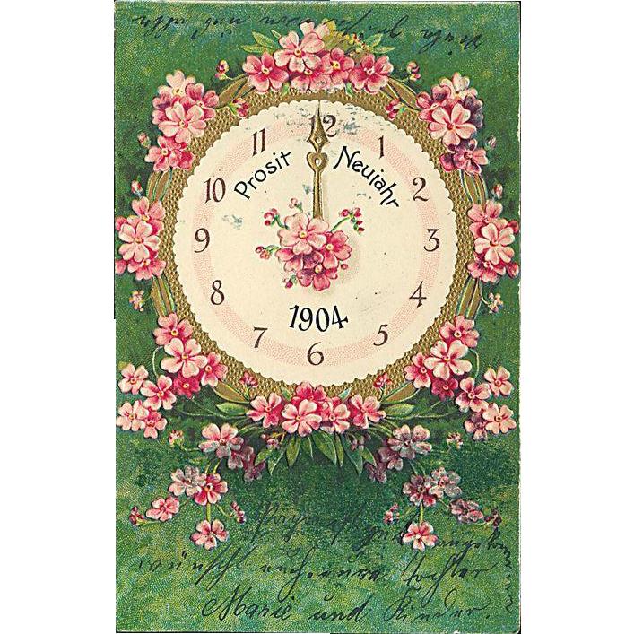"""Happy New Year"" (1908)"