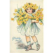 """Girl with Daffodils""  (1934)"