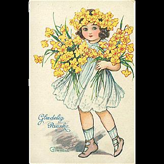 """Girl with Daffodils""  (1934)"