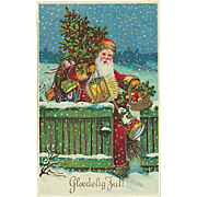 """Arrival o Santa Claus""  (1938)"