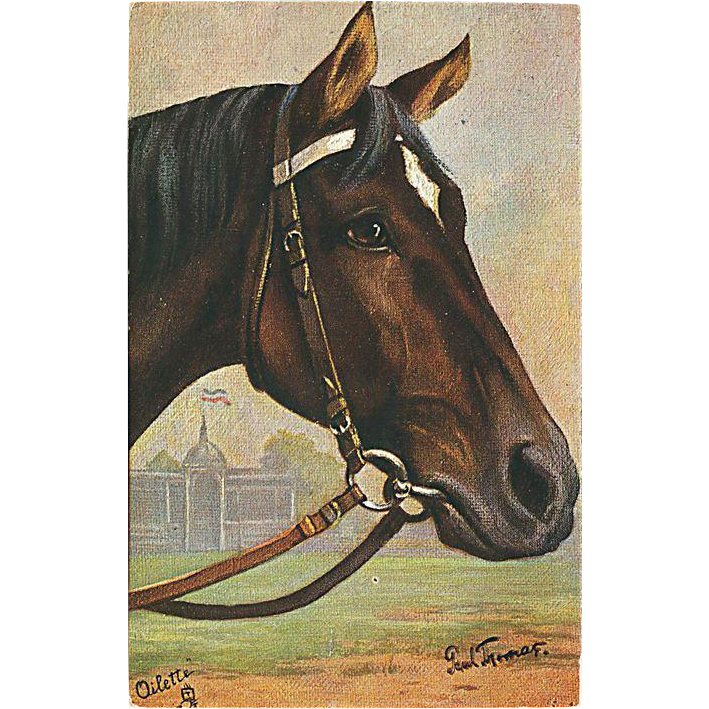 """""""The Horse""""  (1909)"""