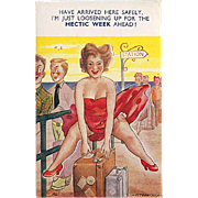 """Seaside Comic""  (1950')"