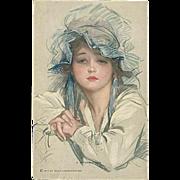 """A ripening Bud""  (1922)"