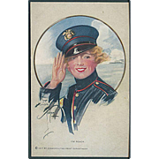 """""""I'm ready"""" (1917)"""
