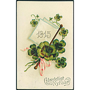 """ Happy New Year""  (1915)"