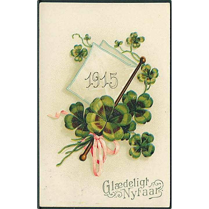 """ Happy New Year""  (1915)"