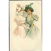 """Latest Fashion""  (1910')"