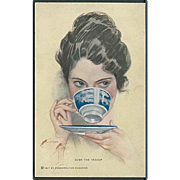 """Over the Teacup""  (1919)"""