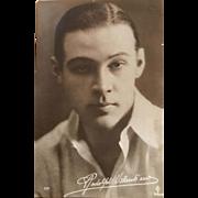 """Rudolph Valentino""  (1919)"