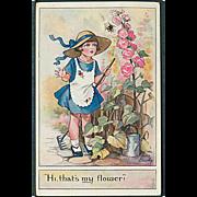 """""""Little Gardner""""  (1922)"""