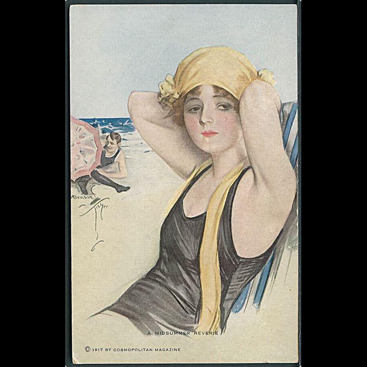 """""""A Midsummer Reverie""""  (1917)"""