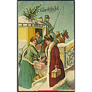"""Going Home for Christmas""  (1910')"