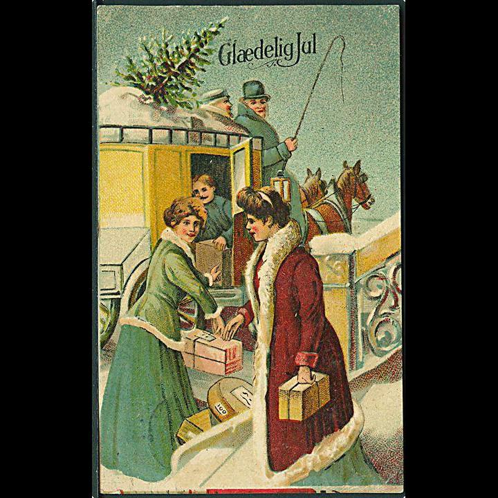 """""""Going Home for Christmas""""  (1910')"""