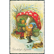 """Merry Goblins with Toadstool"" (1938)"