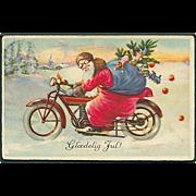 """Biker Santa""  (1932)"
