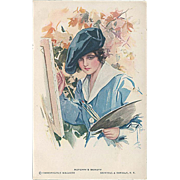 """Autumn's Beauty""  (1918)"