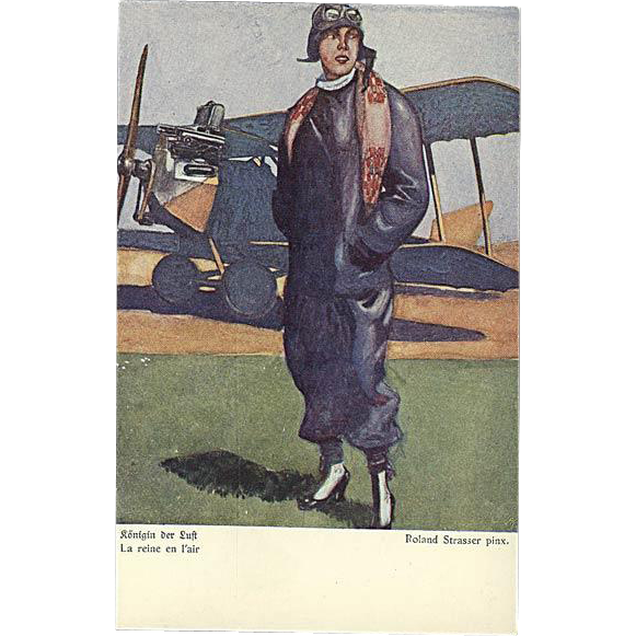 """Queen of the Air""  (1930')"