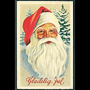 """""""Portrait of Santa Claus""""  (1952)"""