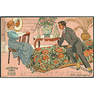 """""""Magasin du Nord""""  (1915)"""