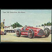 """""""Alpha Romeo Type 158""""  (1930')"""