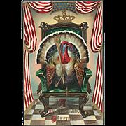 """""""King of Turkeys"""" (1910)"""