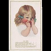 """""""So Shy""""  (1920')"""