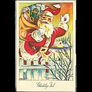 """""""Santa Claus is back again""""  (1957)"""