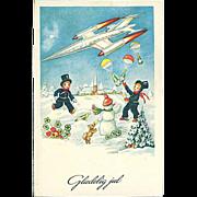 """""""Boys in Winter Scenery""""  (1966)"""