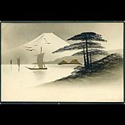 """Japanese Scenery""  (1920')"