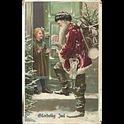 """Welcome Santa""  (1912)"
