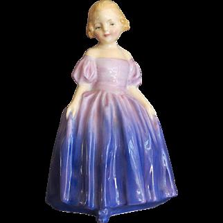 Royal Doulton Marie HN1370 Figurine 1940 ca Leslie Harradine