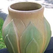 Roseville Early Velmoss Vase circa 1935