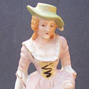 Occupied Japan Figurine - Hand Painted