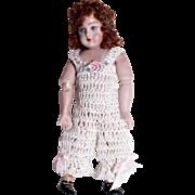 """Chemise Romper / Pantaloons for 3.5-4"""" BISQUE Mignonette Miniature Cabinet Doll Lingerie"""