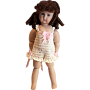 DOLL CHEMI PANTALETTES Lingerie or Sunsuit For 11 to 12 Inch Bleuette or All Bisque Dolls