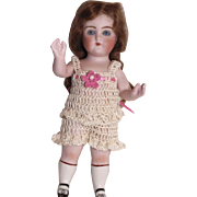 """Hand Crochet 2pc Knickers & Camisole for 6-8"""" All Bisque Miniature Cabinet Doll"""