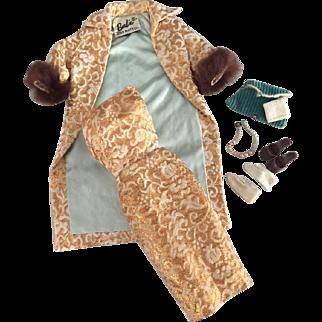 Vintage Mattel Evening Splendor Barbie Doll Outfit C1960