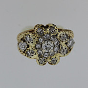 Lady's 14K Yellow Gold Ring