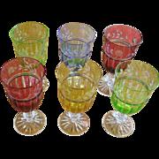 Ajka Proinnseas Tea Stem - 24% Lead Crystal